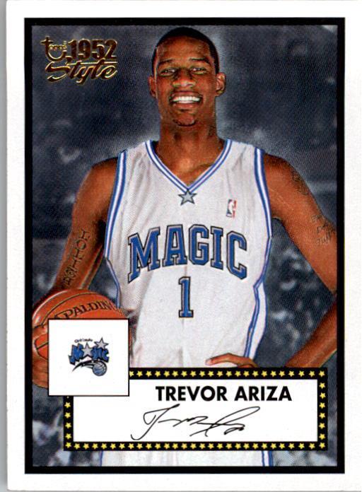 2005-06 Topps Style #20 Trevor Ariza