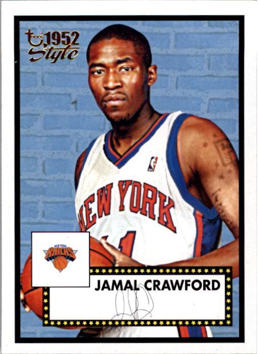 2005-06 Topps Style #22 Jamal Crawford
