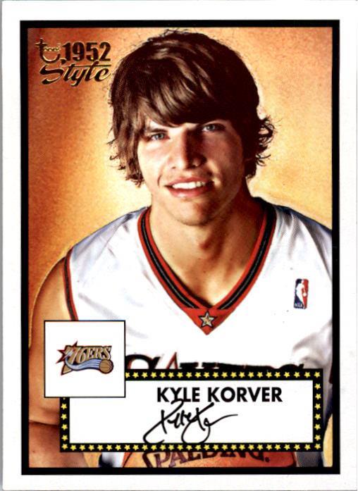 2005-06 Topps Style #24 Kyle Korver