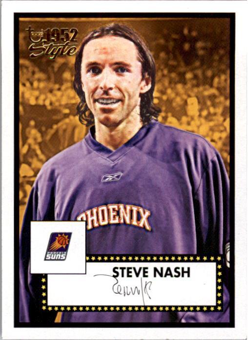 2005-06 Topps Style #25 Steve Nash