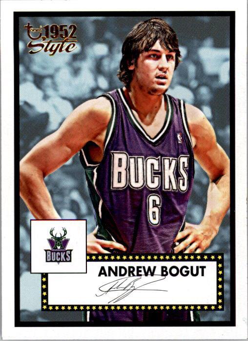 2005-06 Topps Style #131 Andrew Bogut RC