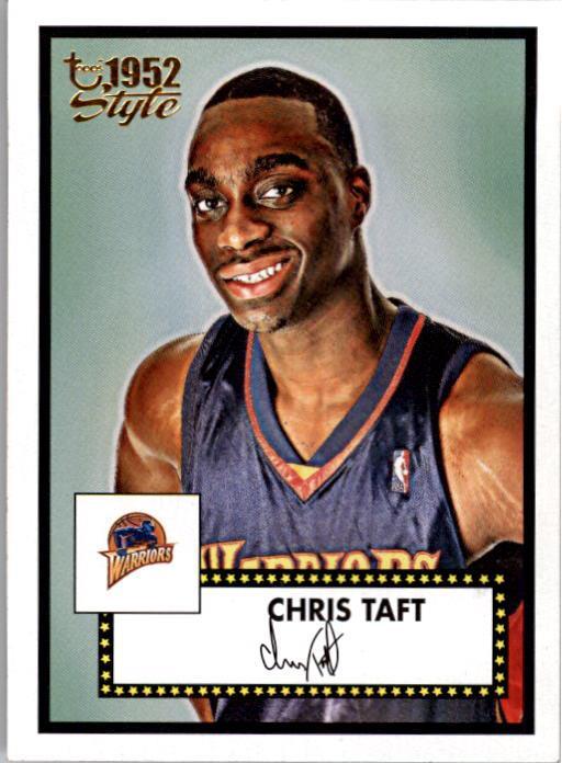 2005-06 Topps Style #149 Chris Taft RC