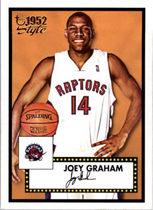 2005-06 Topps Style #150 Joey Graham RC