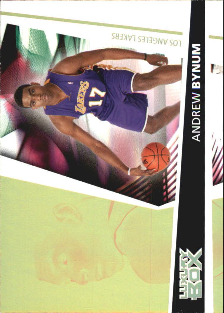 2005-06 Topps Luxury Box 350 #143 Andrew Bynum