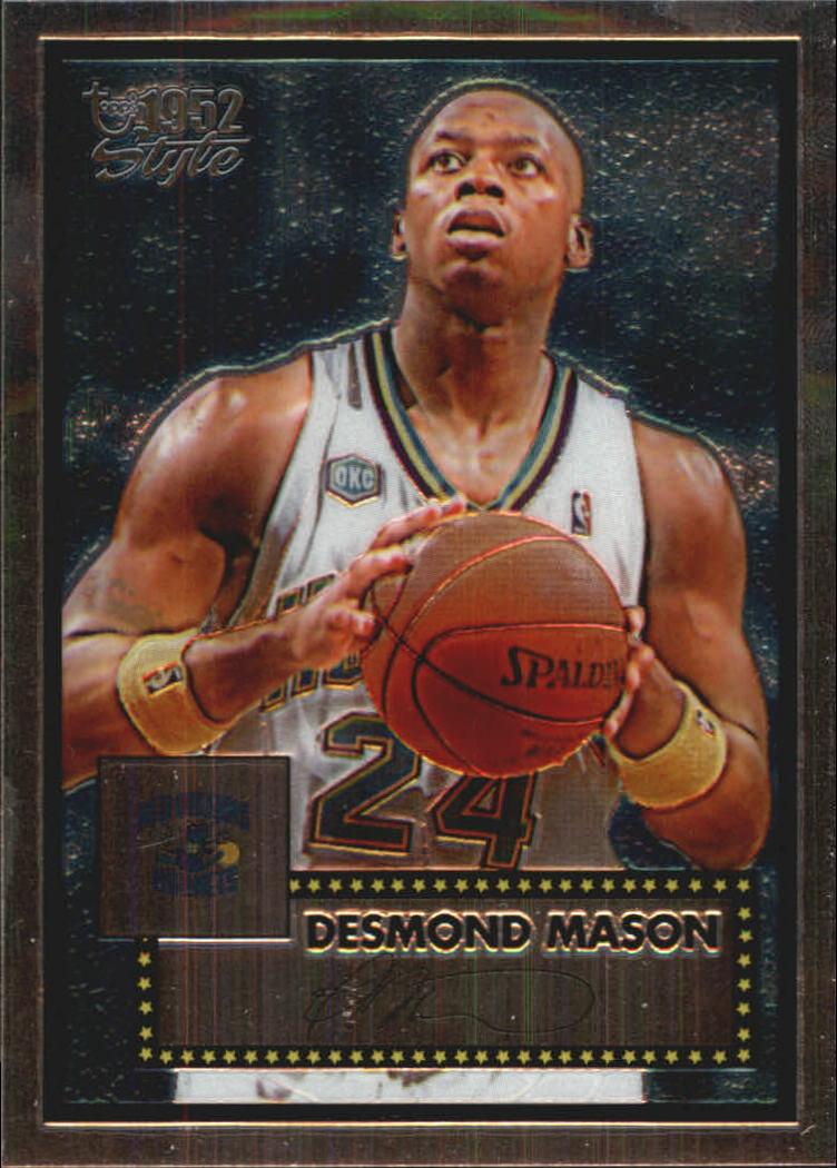 2005-06 Topps Style Chrome #15 Desmond Mason