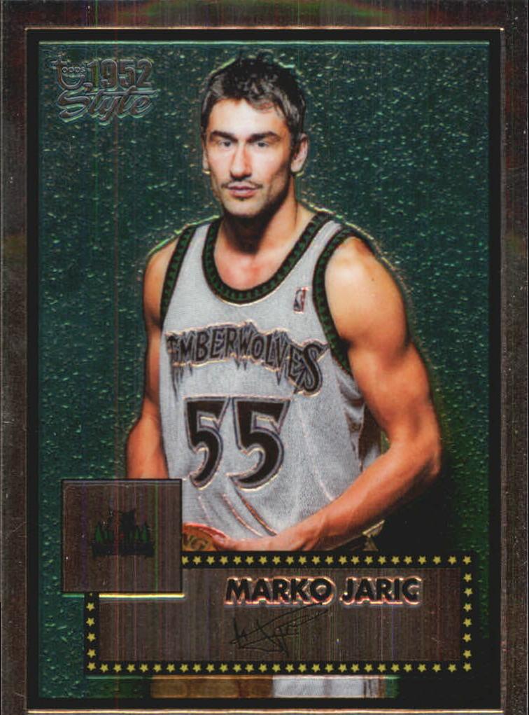2005-06 Topps Style Chrome #16 Marko Jaric