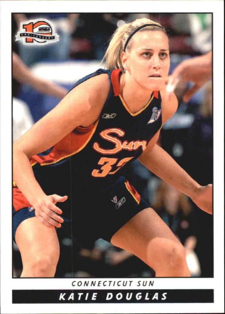 2006 WNBA #12 Katie Douglas