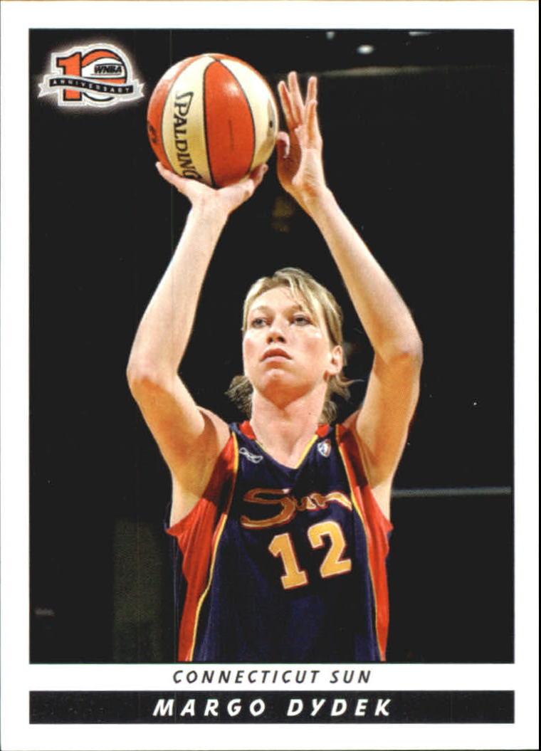 2006 WNBA #22 Margo Dydek