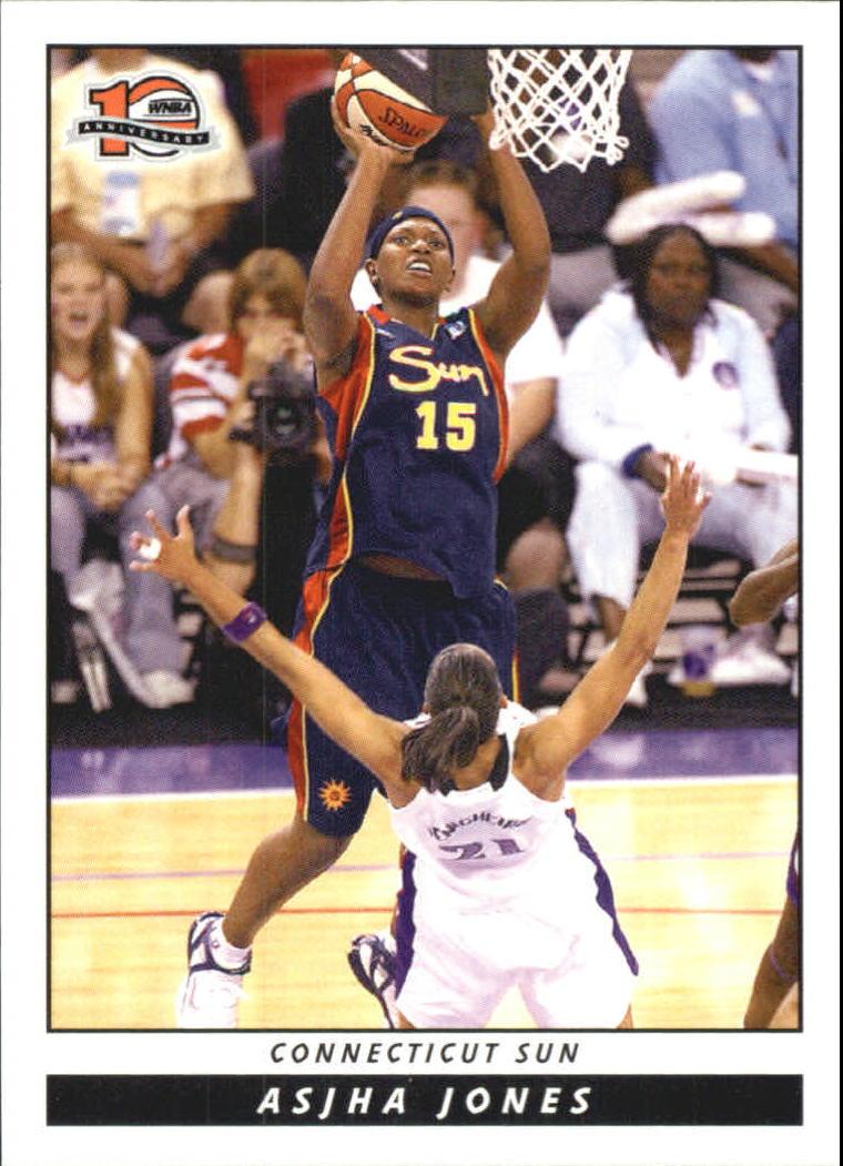 2006 WNBA #32 Asjha Jones