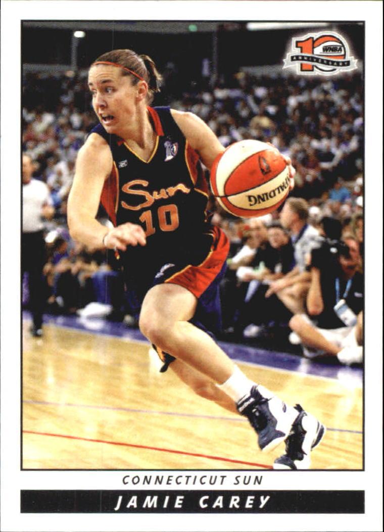 2006 WNBA #62 Jamie Carey