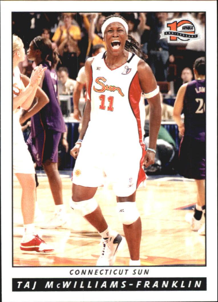 2006 WNBA #80 Taj McWilliams-Franklin