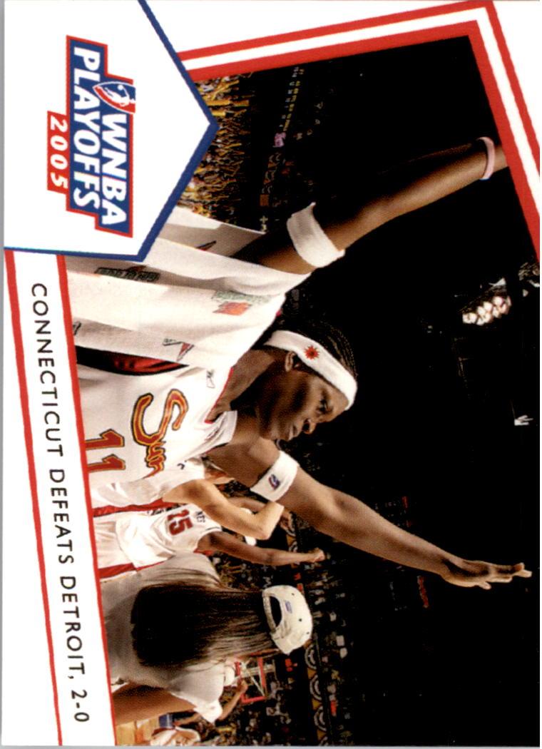 2006 WNBA Playoffs #P1 Eastern Semi-Finals