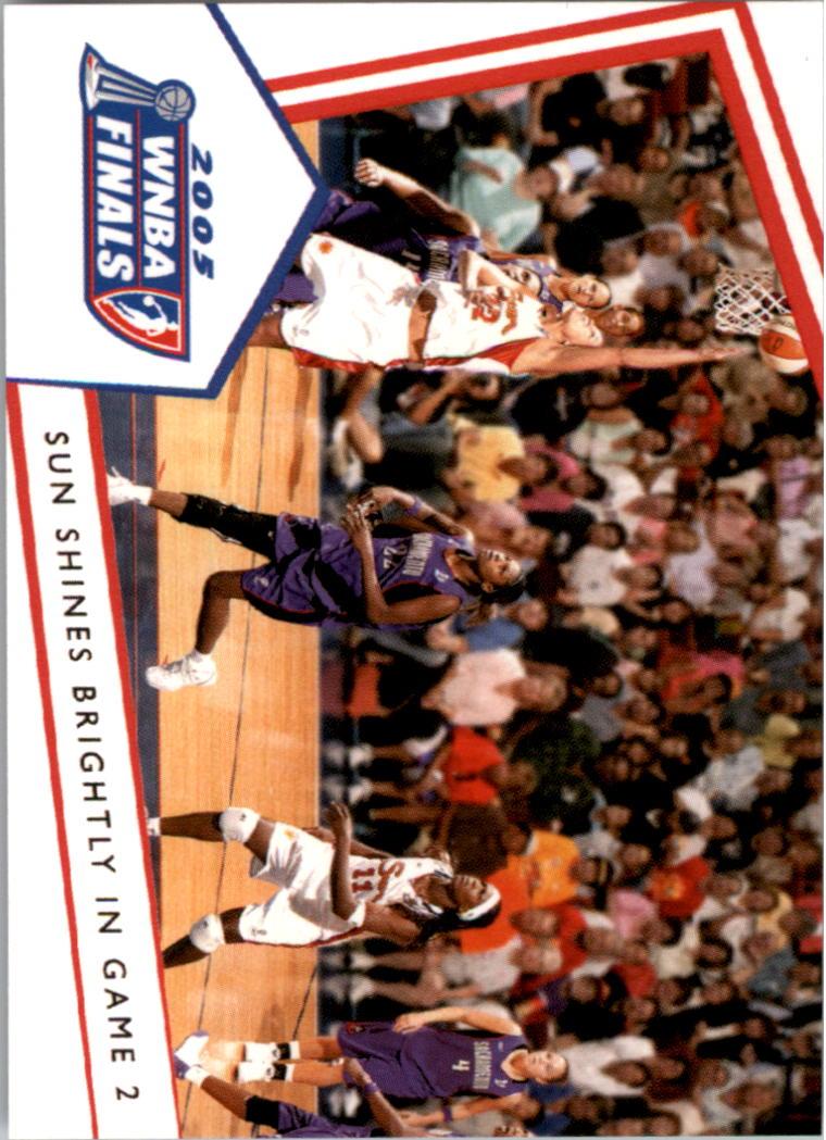 2006 WNBA Playoffs #P8 WNBA Finals