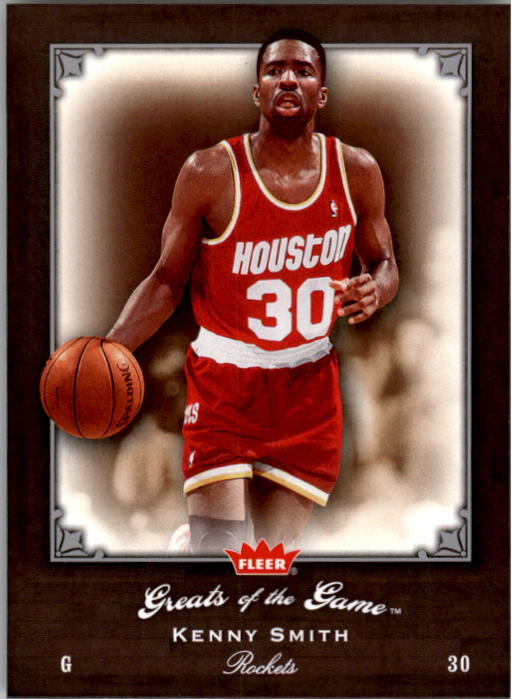2005-06 Greats of the Game #21 Kenny Smith