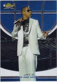 2005-06 Finest #101 Jay-Z
