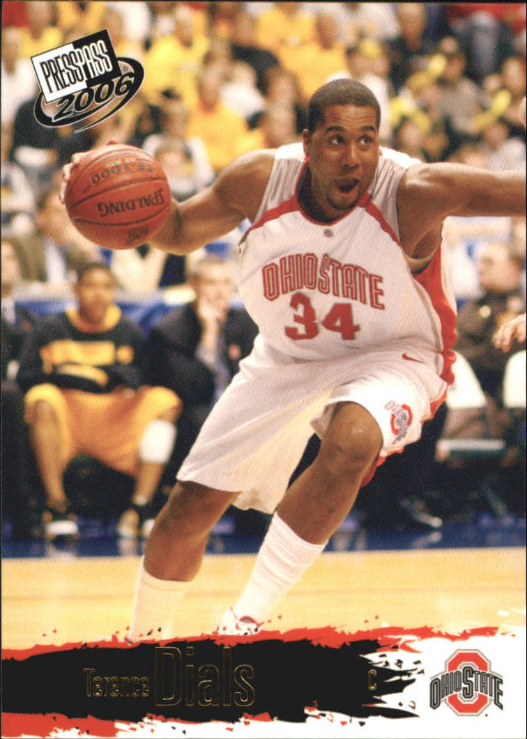 2006 Press Pass #14 Terence Dials