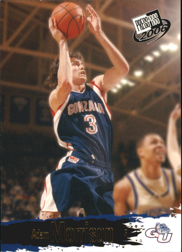 2006 Press Pass #20 Adam Morrison