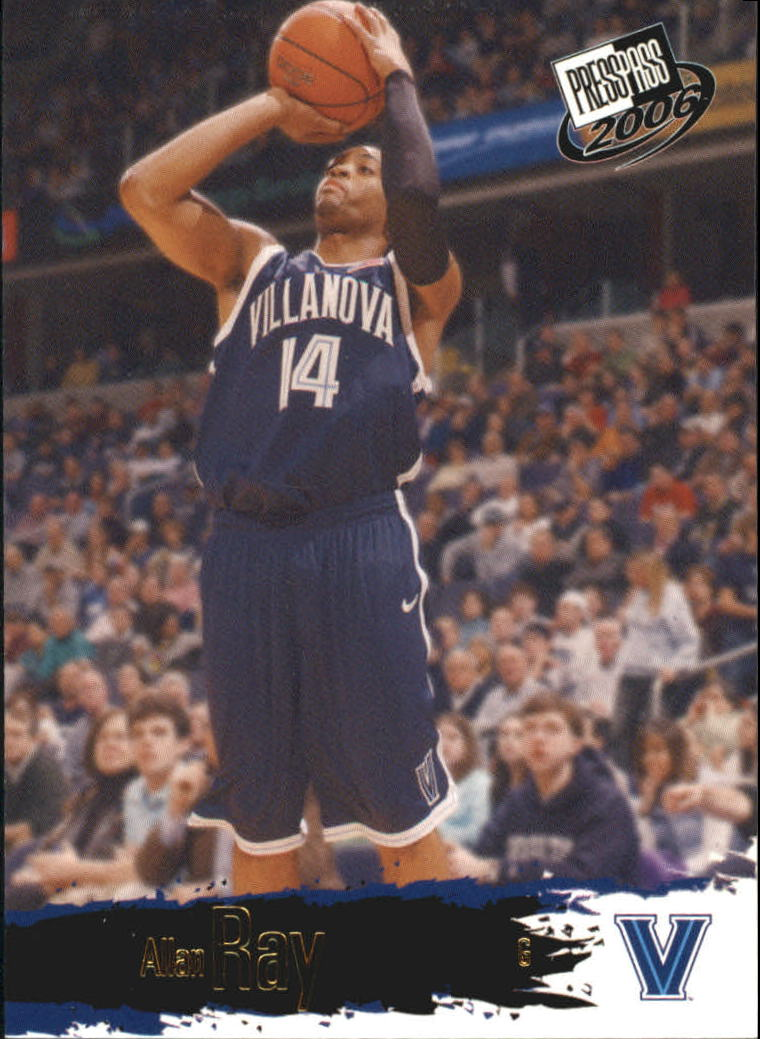 2006 Press Pass #24 Allan Ray