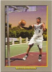 2006-07 Topps Turkey Red #3 Allen Iverson SP