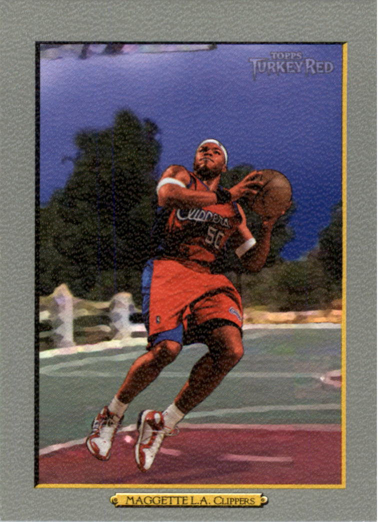 2006-07 Topps Turkey Red #37 Corey Maggette