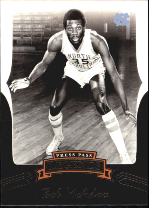 2006-07 Press Pass Legends #49 Bob McAdoo