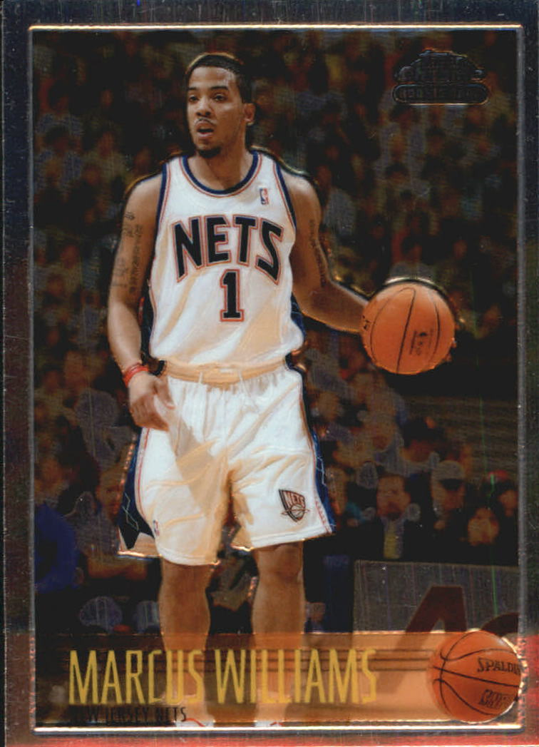 2006-07 Topps Chrome 1996-97 Variations #177 Marcus Williams
