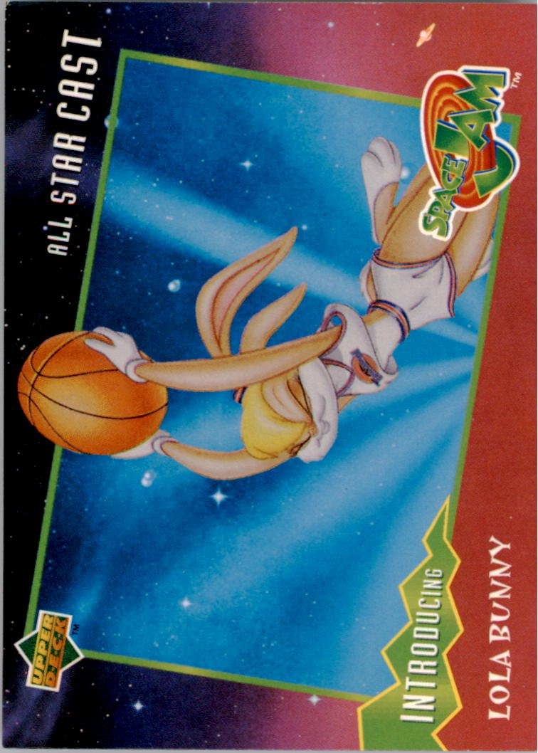 1996-97 Upper Deck Space Jam #2 Lola Bunny