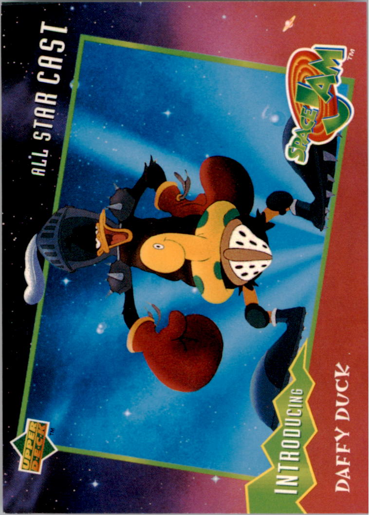 1996-97 Upper Deck Space Jam #3 Daffy Duck