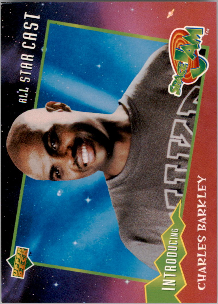1996-97 Upper Deck Space Jam #21 Charles Barkley