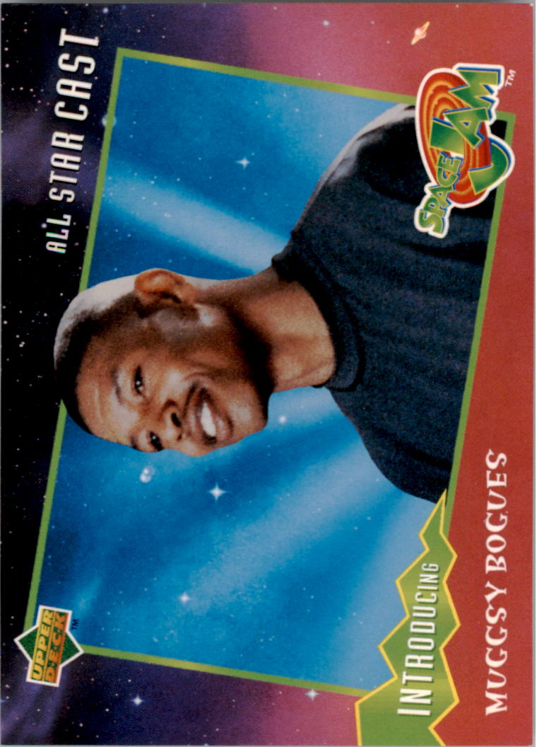 1996-97 Upper Deck Space Jam #22 Muggsy Bogues