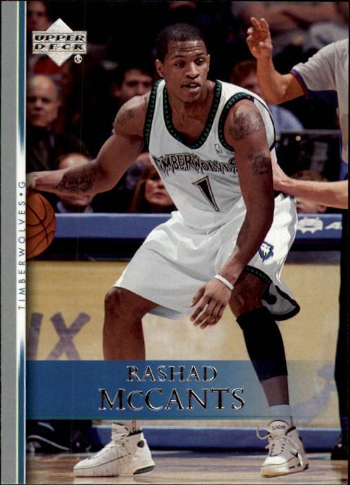 2007-08 Upper Deck #66 Rashad McCants