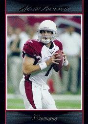 2007 Bowman #1 Matt Leinart