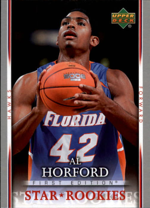 2007-08 Upper Deck First Edition #203 Al Horford RC