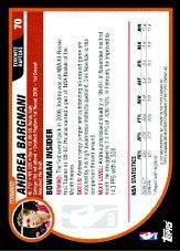 2007-08-Bowman-Basketball-1-110-Your-Choice-GOTBASEBALLCARDS thumbnail 135