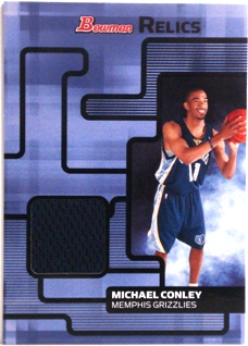 2007-08 Bowman Relics #MC Mike Conley Jr.