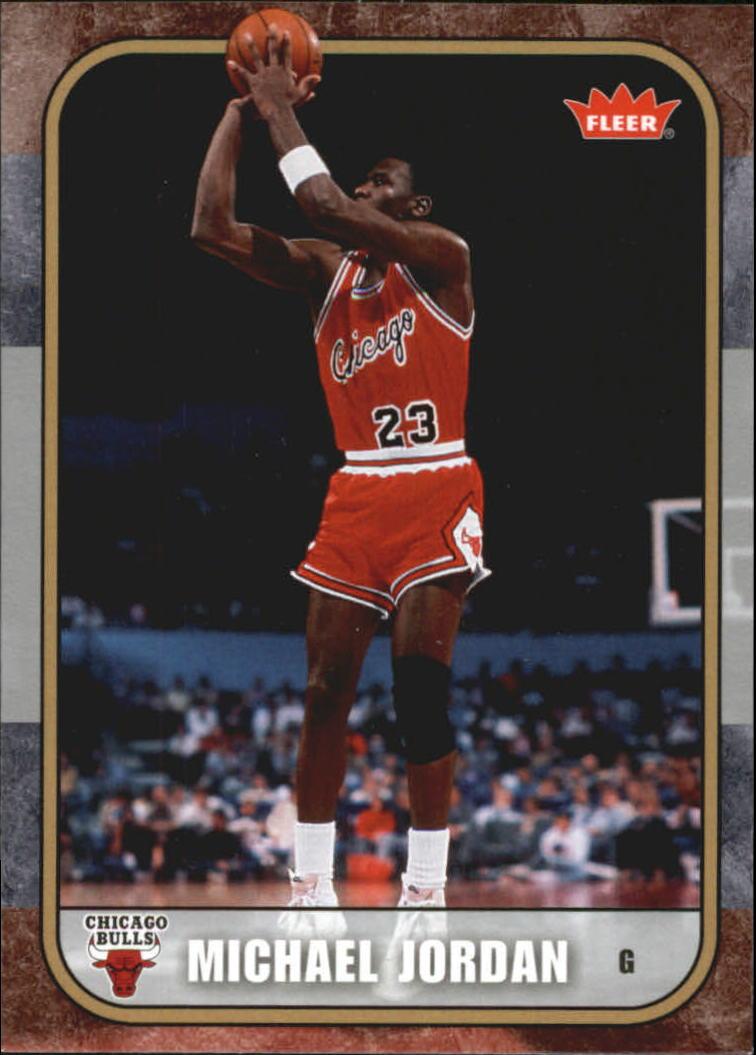 2007 Fleer Michael Jordan #2 Michael Jordan