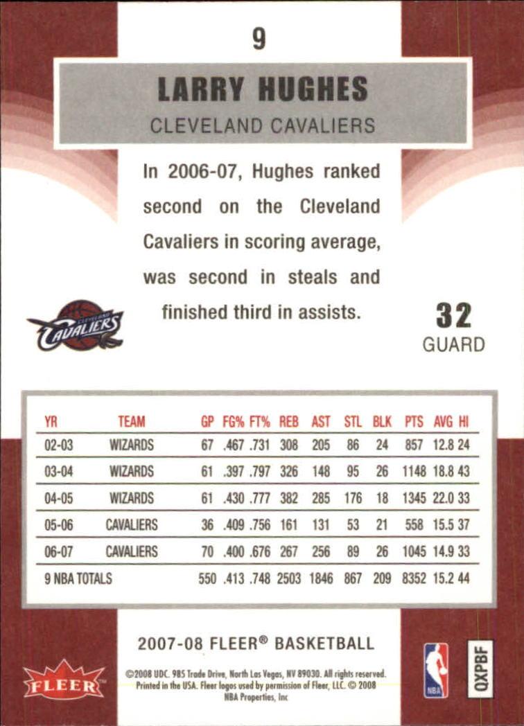 2007-08-Fleer-Basketball-1-250-Your-Choice-GOTBASEBALLCARDS thumbnail 17