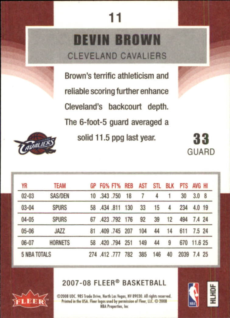 2007-08-Fleer-Basketball-1-250-Your-Choice-GOTBASEBALLCARDS thumbnail 21