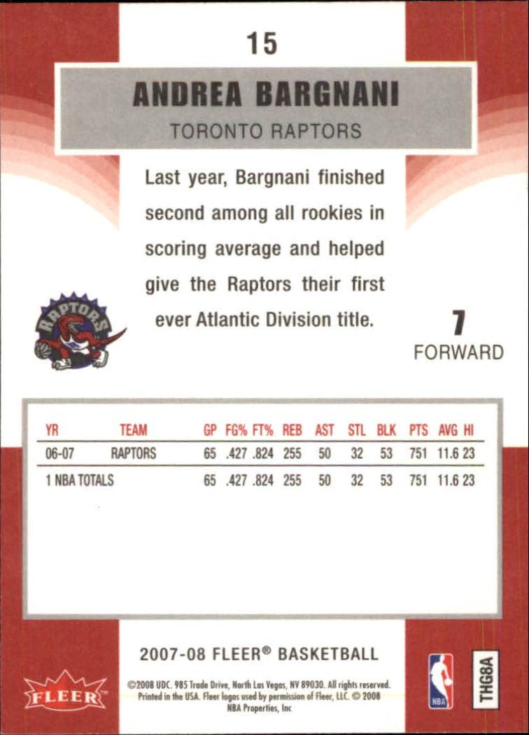 2007-08-Fleer-Basketball-1-250-Your-Choice-GOTBASEBALLCARDS thumbnail 29