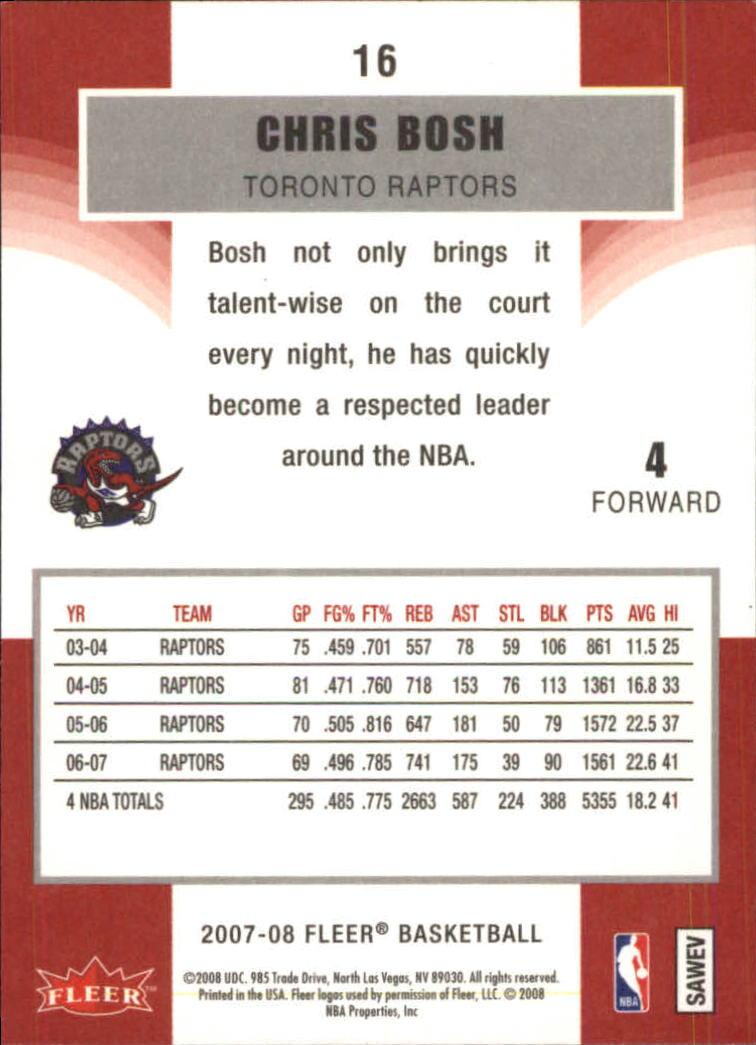 2007-08-Fleer-Basketball-1-250-Your-Choice-GOTBASEBALLCARDS thumbnail 31