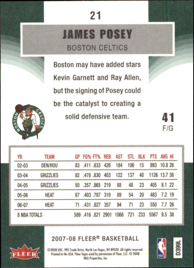 2007-08-Fleer-Basketball-1-250-Your-Choice-GOTBASEBALLCARDS thumbnail 41