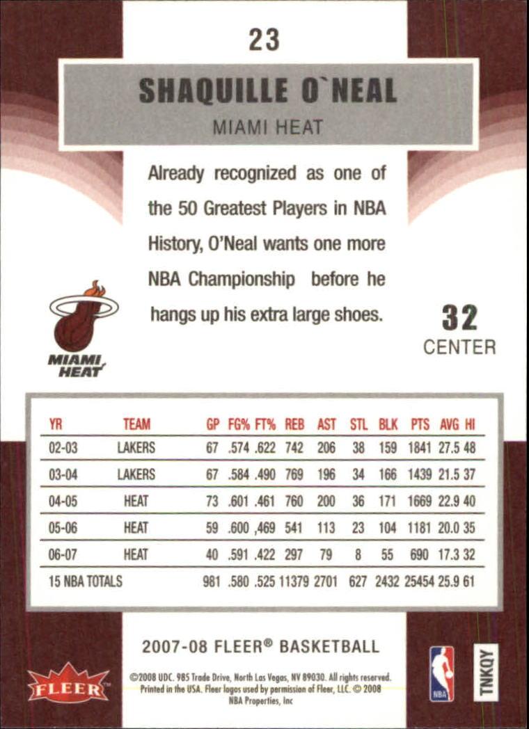 2007-08-Fleer-Basketball-1-250-Your-Choice-GOTBASEBALLCARDS thumbnail 45