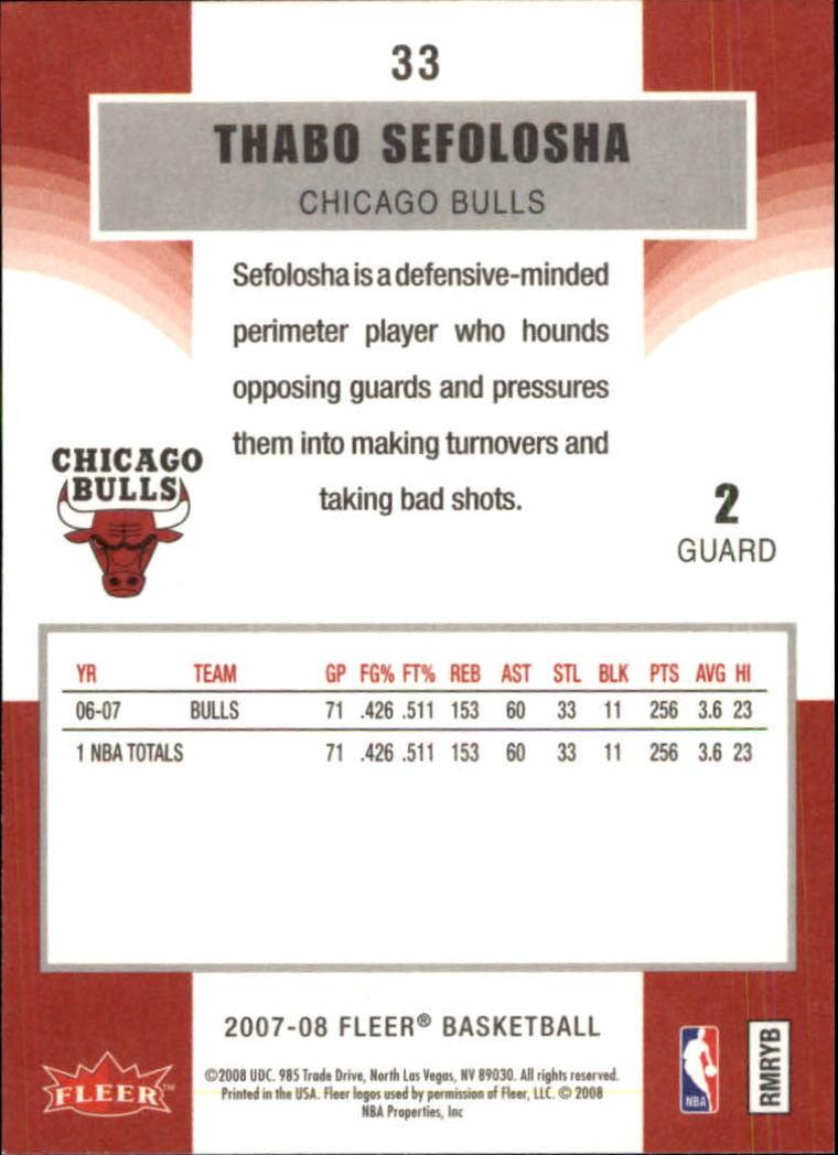 2007-08-Fleer-Basketball-1-250-Your-Choice-GOTBASEBALLCARDS thumbnail 63