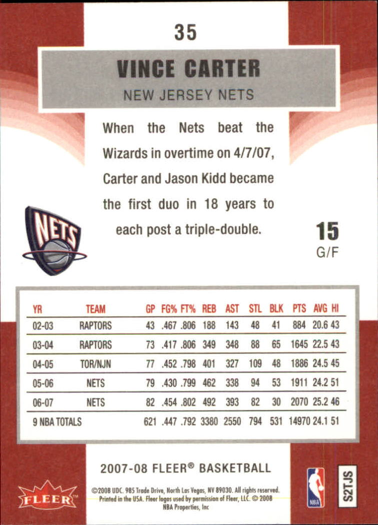 2007-08-Fleer-Basketball-1-250-Your-Choice-GOTBASEBALLCARDS thumbnail 67