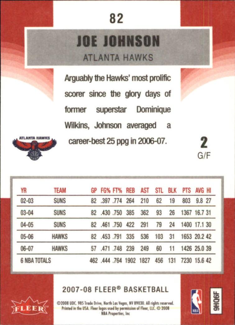 2007-08-Fleer-Basketball-1-250-Your-Choice-GOTBASEBALLCARDS thumbnail 151