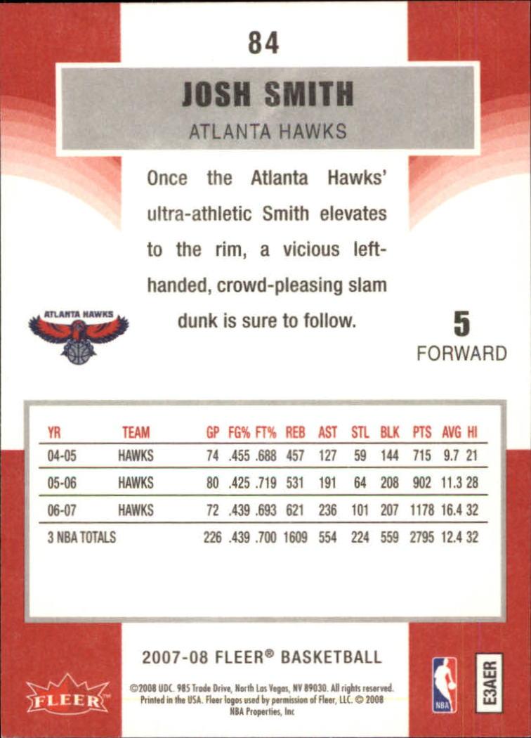 2007-08-Fleer-Basketball-1-250-Your-Choice-GOTBASEBALLCARDS thumbnail 155