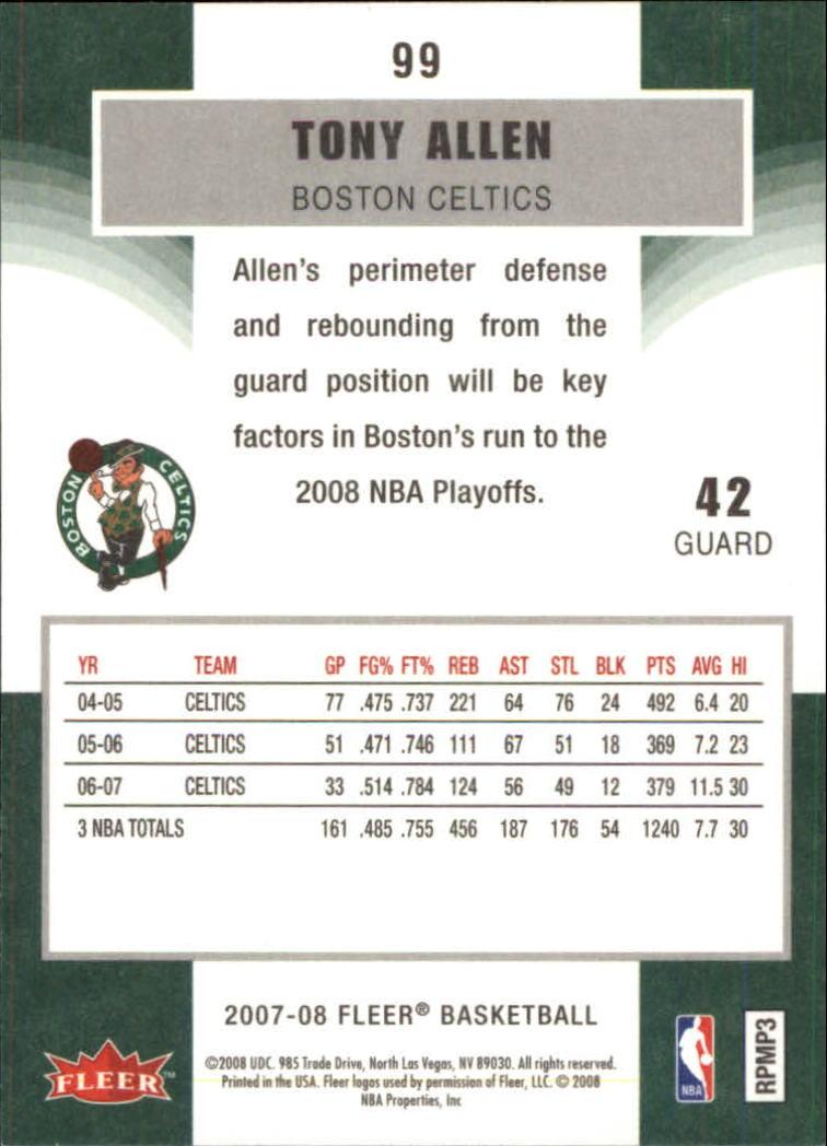 2007-08-Fleer-Basketball-1-250-Your-Choice-GOTBASEBALLCARDS thumbnail 179
