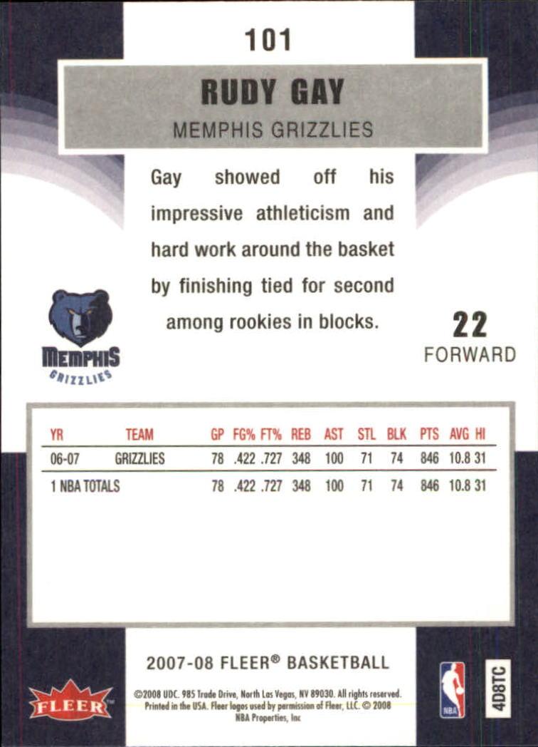 2007-08-Fleer-Basketball-1-250-Your-Choice-GOTBASEBALLCARDS thumbnail 183