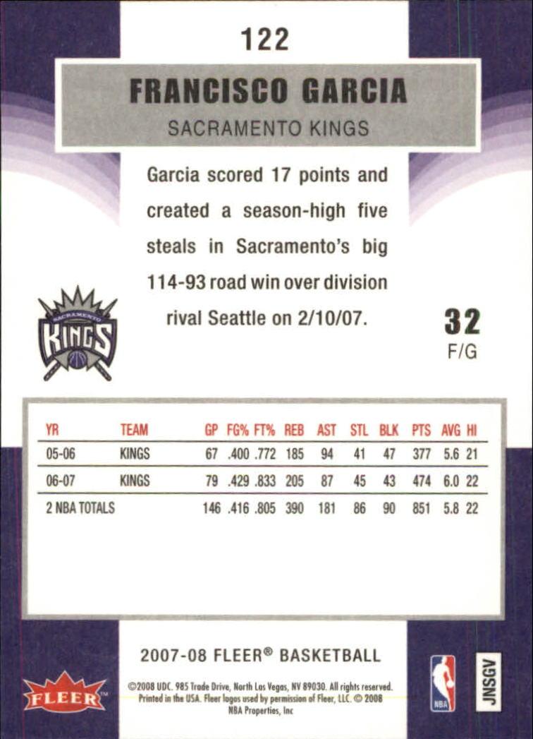 2007-08-Fleer-Basketball-1-250-Your-Choice-GOTBASEBALLCARDS thumbnail 219