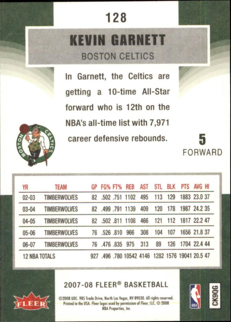 2007-08-Fleer-Basketball-1-250-Your-Choice-GOTBASEBALLCARDS thumbnail 231
